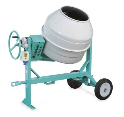 Concrete mixer elelctric in muscat