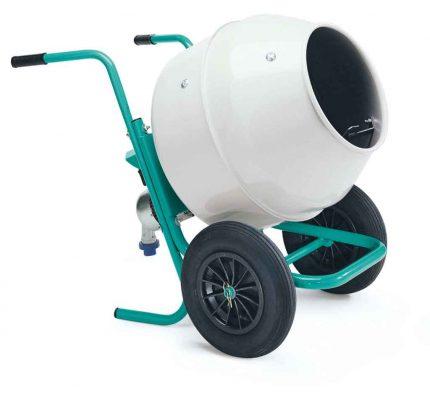 Electric Concrete mixer in sohar