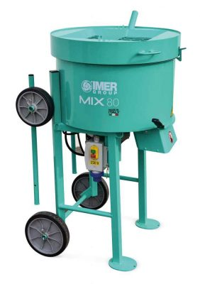Mortar mixer in muscat