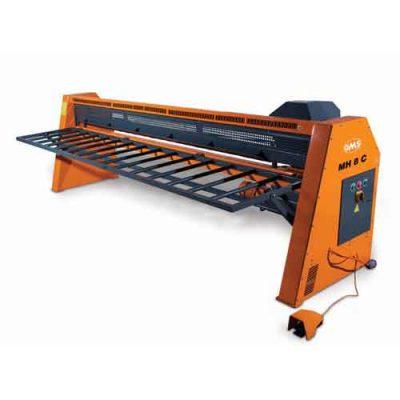 Rebar mesh cutting machine
