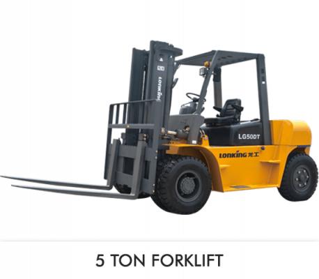 5-Ton-Forelift
