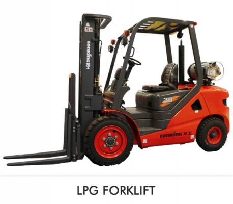 LPG-Forklift