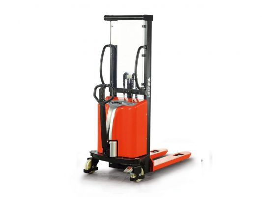 TOP-QUALITY-SEMI-ELECTRIC-STACKER