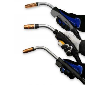 BTB Semi-Automatic Air-Cooled MIG Guns