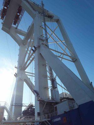 Heavy duty Elevators for Ports in oman