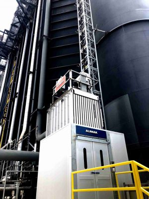 High quality industrial elevators for Petrochemical rigs in oman