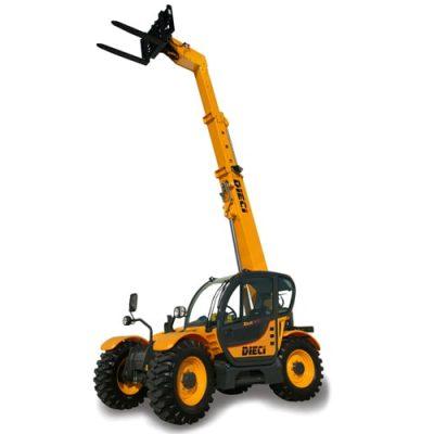 Heavy duty Telehandler Dieci Samson for sale in oman