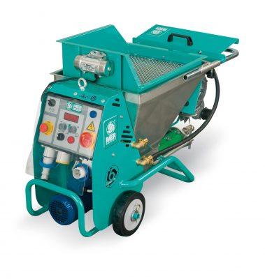 Mortar & Concrete Spraying Machine in Oman