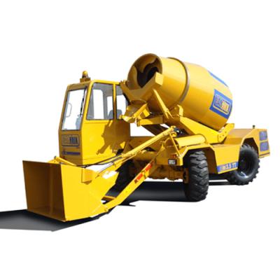 Self Loading concrete mixer dealer in oman