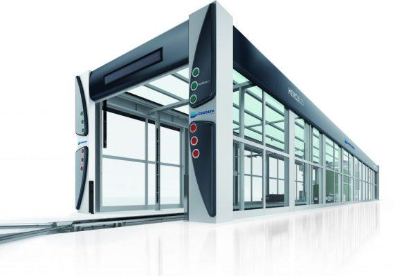 Tunnel car washing system in oman