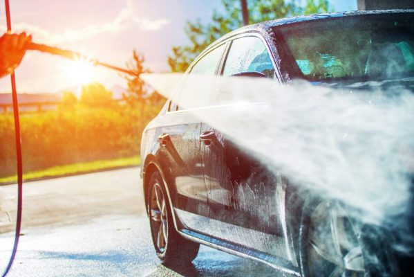 best car washer in oman