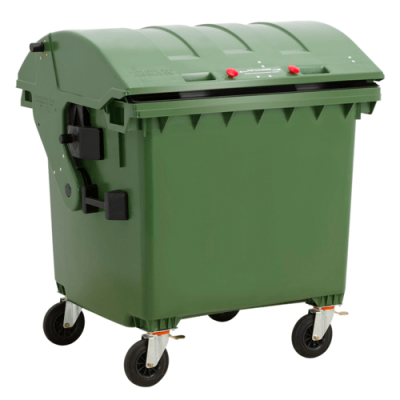 best outdoor garbage bin