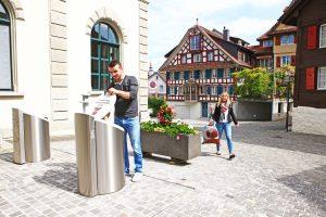 high quality garbage bin in oman