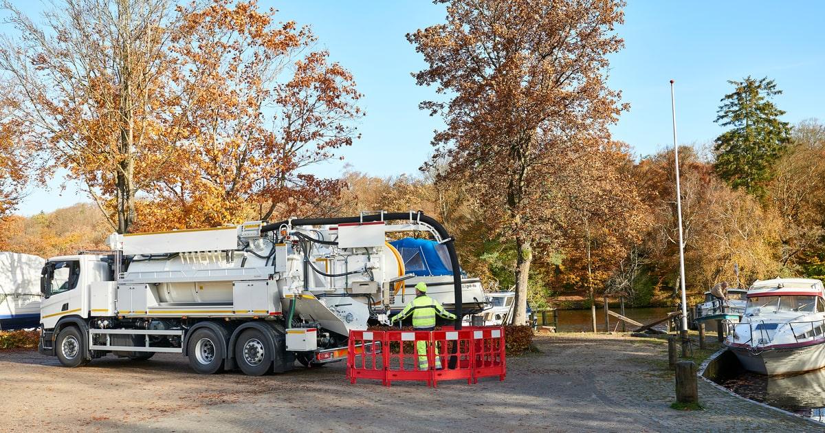 BUCHER Recycler CR120 dealer in oman